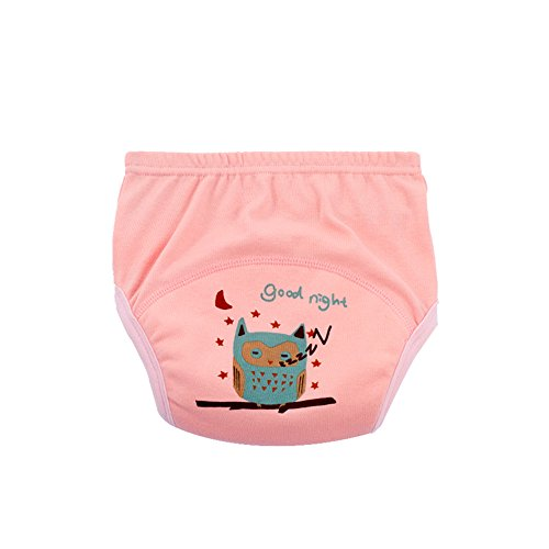 Toddler 6 Layers Potty Training Pants smart sisi 4 Pack New Anti Leakage Training Pants for Babies
