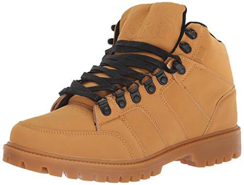 Osiris Men's Convoy Boot Skate Shoe, tan/Gum, 6 M US ()