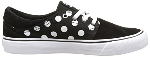DC Shoes Damen Trase SE Flach Noir (Black/White Print)