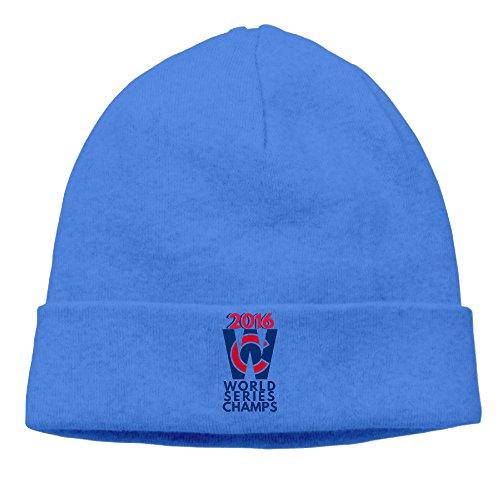 nbsp;elástico gorro Casual World Cap Champs Skull real Beanies Series Azul negro 2016 8x8Zqt6I