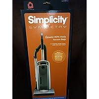 Simplicity Symmetry Genuine HEPA Vacuum Media Bags 6 Bags