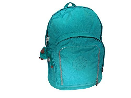 Kipling Trent Backpack, Brilliant Jade, One Size