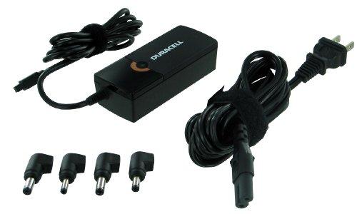 Duracell Laptop Adapter - Duracell Battery-Biz Inc. Duracell 40W 12 to 19V Universal Netbook AC adapter