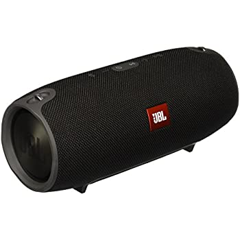jbl charge 3 jblcharge3blkam waterproof portable bluetooth speaker black electronics. Black Bedroom Furniture Sets. Home Design Ideas