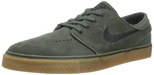 Nike SB Zoom Stefan Janoski (Dark Base Grey Black-Gum Light Brown) Mens  Skate Shoes - Buy Online in UAE.  138df1dff