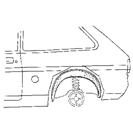 Van Wezel 3770445 compartimento de rueda