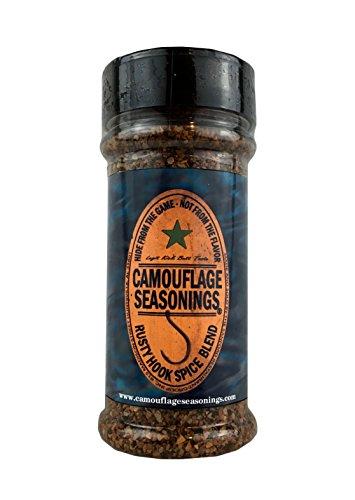 Camouflage Seasonings Spice Blend (Rusty - Fish Hook Rusty