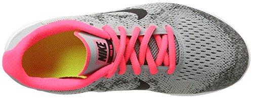 Wolf Black Pink Running Chaussures RN White 2017 Free Gris Garçon GS Nike Grey de Racer nTPUzwOq