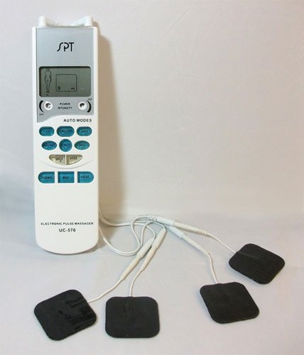 Health / Fitness By Spt - Electronic Pulse Massager