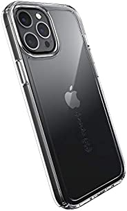 Speck Products GemShell iPhone 12 Pro Max Case, Clear/Clear, 137610-5085