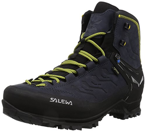 - Salewa Men's Rapace GTX Mountaineering Boot, Black/Kamille, 12