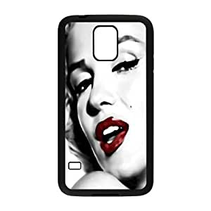 SamSung Galaxy S5 cell phone cases Black Marilyn Monroe fashion phone cases TRD4560377
