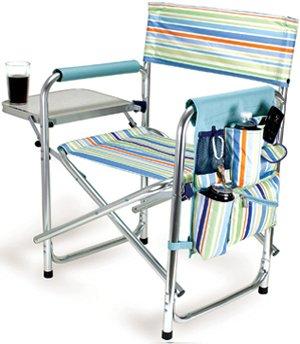 Ultimate Spectator Folding Sports Chair Riviera (Picnic Basket Riviera)