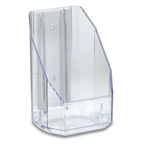 Places Holder (GOJO PLACES Holder, Clear Compact Bottle Bracket, Bottle Holder for 12 fl oz Sized Hand Sanitizer Bottles (Case of 12) - 9008-12)