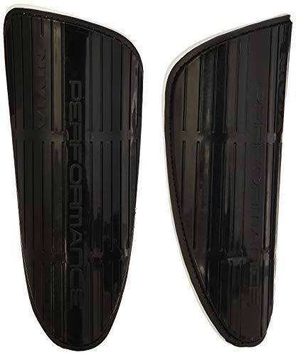 Nivia 767 Polypropylene Performance Shin Guard, Set of 2 (Black) Price & Reviews
