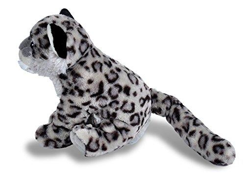 Amazon Com Wild Republic Snow Leopard Cub Plush Stuffed Animal