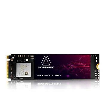 Kingshark SSD PCIe NVMe 500GB Ngff Unidad De Estado Sólido Incorporada Altura de Alta Velocidad Unidad de Disco Duro de Alto Rendimiento para ...