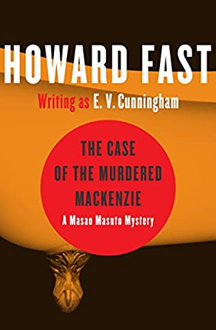 book cover of The Case of the Murdered Mackenzie