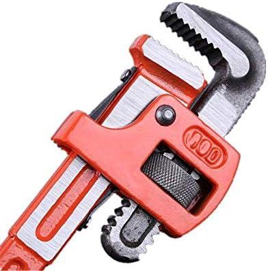 HIZLJJ スチールパイプレンチ12インチヘビーデューティ配管工具鋼の高硬度とトルク防錆防食