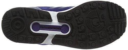 adidas Flux, Men's Trainers Blue (Dark Blue/Dark Blue/Collegiate Purple)