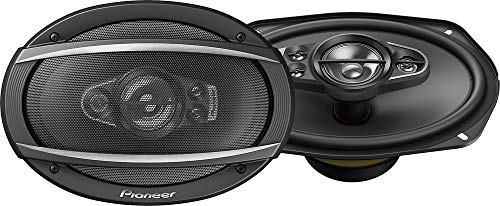 "Pioneer TS-A6990F 6x9"" 5-way car audio speakers (Pair)"