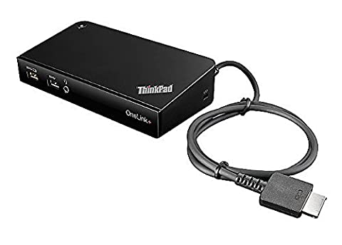 Lenovo ThinkPad Onelink Plus Dock ( 40A40090US , USA Retail Sealed and Packaged ) Includes 2 Prong 90w Ac - Lenovo Thinkpad Tablet Pc