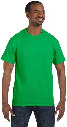 Gildan Missy Fit Heavy Cotton T-Shirt >                 Daisy 5000L Verde eléctrico