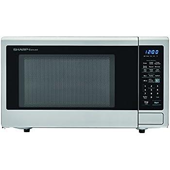 amazon com sharp microwaves zsmc1131cb sharp 1 000w countertop rh amazon com Microwave Sharp Tools Sharp Microwave Parts Manual