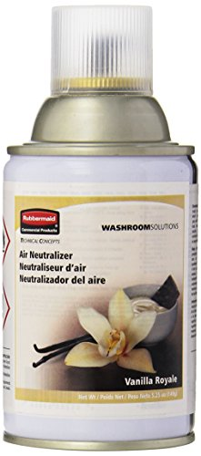 (Rubbermaid Commercial Standard Aerosol Refill with Vanilla Royale)
