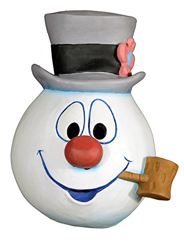 The Scary Snowman Costume (Halloween Mask- Frosty The Snowman Costume Mask -Scary Mask)