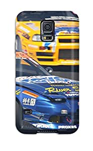 ashley dingman's Shop Discount 4CIP001XGQWBJMR5 Tpu Phone Case With Fashionable Look For Galaxy S5 - Vehicles Racing