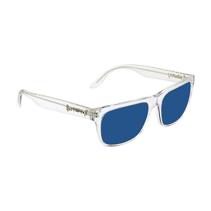Burberry 0BE4268 302480 56 Gafas de Sol, Blanco (Transparent ...