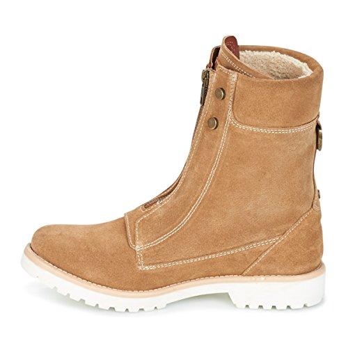 Caramel Bailey Boots Cognac Marron Workboot Suede Superdry Ypw5HH
