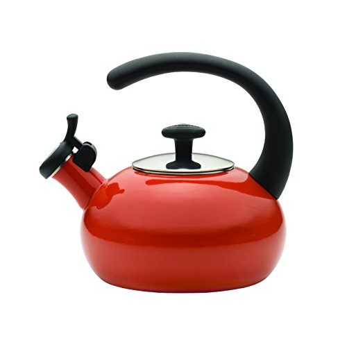 - Rachael Ray Teakettles 1.5-Quart Teakettle, Orange