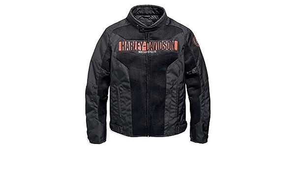 HARLEY DAVIDSON Chaqueta de Moto Nemahbin: Amazon.es: Ropa y ...
