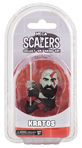 "NECA Scalers 2"" Collectible Minis - God of War 2018 Kratos"