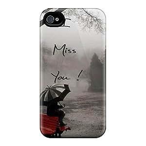 PnXdjej5306kteNs Miss U Awesome High Quality Iphone 4/4s Case Skin by Maris's Diary