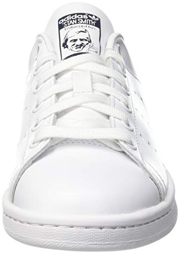 0 Sneaker Adidas Smith running White Chaussons Originals Stan Blanc Navy new running White Homme w44AqOx