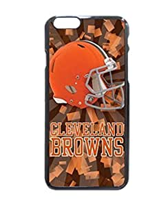 """Cleveland Browns Hard Snap On Protector Sport Fans Case Cover iphone 6 4.7"""" inches by DyannCovers"""
