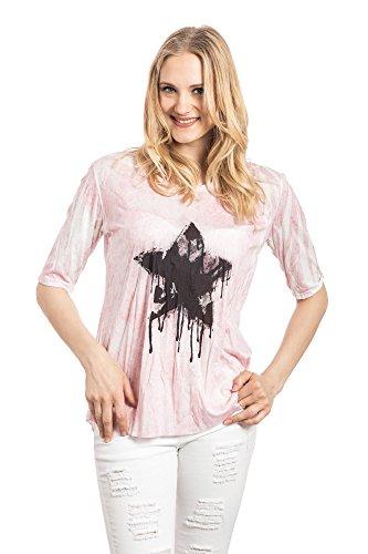 Blusas simples Hecho Cl Abbino colores 5 Chicas Oto Mujeres Vintage Verano Licia en Camisas Tops Elegante Blusas o Primavera Italia qqYaEf