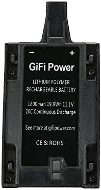 Goolsky Bateria Lipo GiFi Power para Parrot Bebop 3.0 RC Drone ...