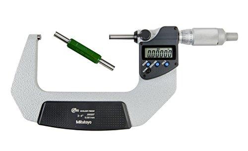 Mitutoyo 293-347-30 Digimatic Micrometer, 3