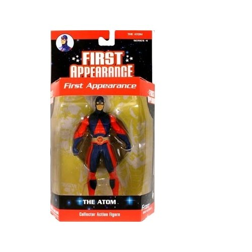 DC Comics First Appearance Series 4: Atom Action Figure [Toy]