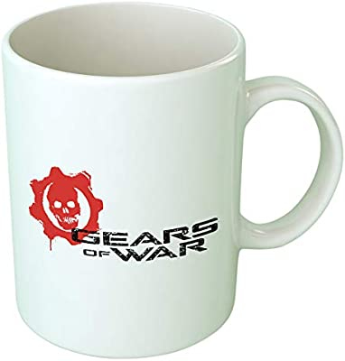 Coffee WhiteUpteetude Of Upteetude uae Gears War Mug VLMpqSUzG