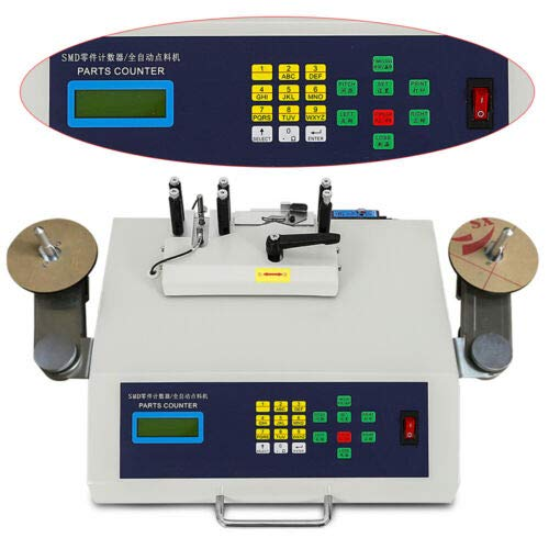 ZHFEISY 110V Automatic SMD Parts Component Counter Counting Machine by ZHFEISY