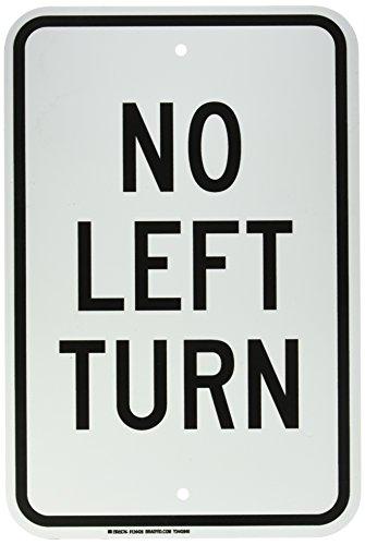 (Brady 124426 Traffic Control Sign, Legend