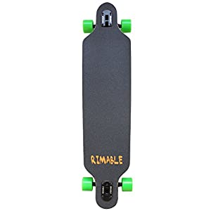 RIMABLE Drop-through Longboard 41 Inch