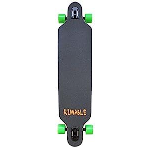 RIMABLE Drop-through Longboard 41 Inch