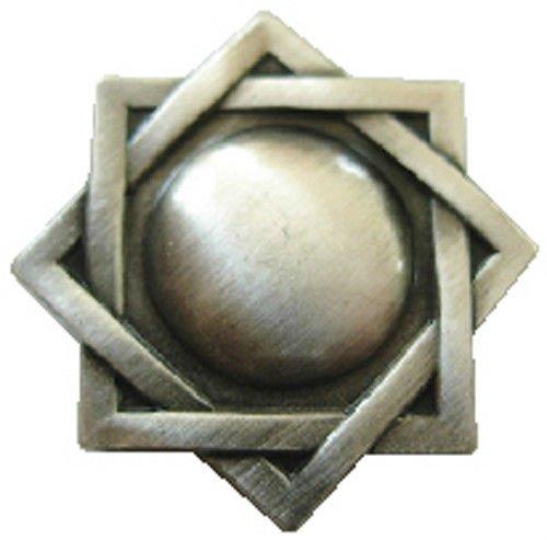 Melchizedek Priesthood Symbol Antique Nickel Plate Lapel Pin