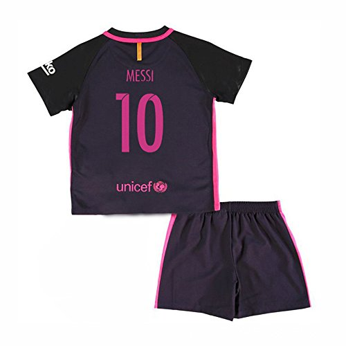 10 Lionel Messi Home Kids   Youth Soccer Jersey 16-17 80%OFF - api ... 2c5644503